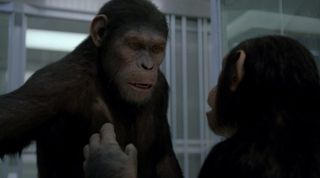 Rise of the planet of the apes 2