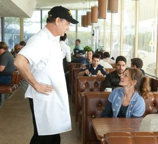 Larry crowne diner