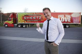 Morgan spurlock sheetz