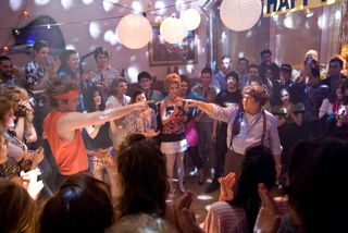 Take me home tonight party