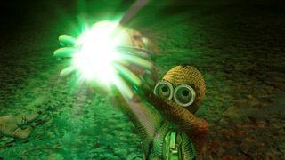 9 movie green orb