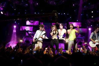 Jonas brothers concert movie