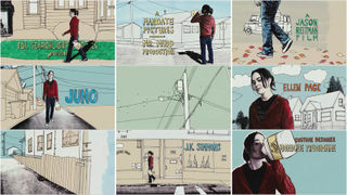 Juno title sequence