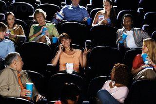 Talking-during-movies