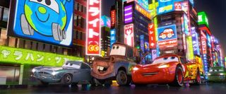 Cars 2 group tokyo