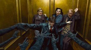 Harry potter 7 dementors