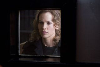 Conviction window hilary swank