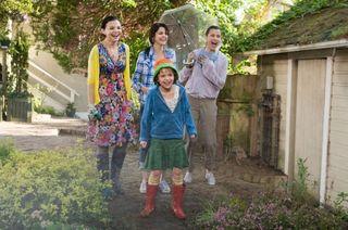 Family ramona and beezus