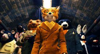 Fantastic mr fox straight on