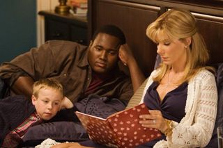 The blind side storytime