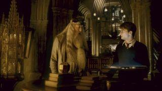 Harry potter dumbledore
