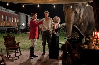 Water elephants group