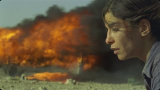 Incendies flames