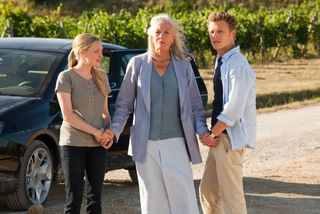 Letters to juliet couple
