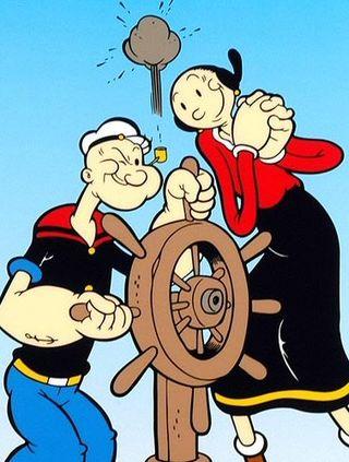 Popeye-and-olive-oyl