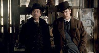 Sherlock holmes jude law robert downey jr