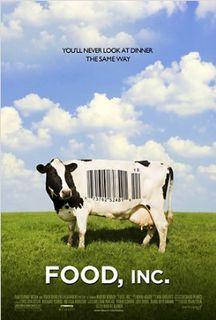 Food inc poster