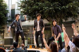 Jonas brothers movie
