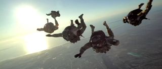 Act of valor skydive