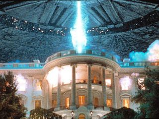 Independence day white house