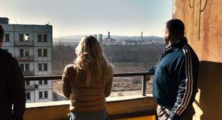 Chernobyl diaries power plant