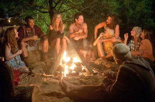 Wanderlust campfire