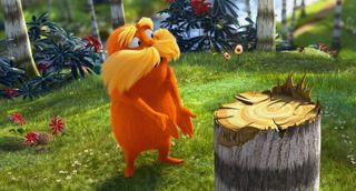 The lorax dr seuss