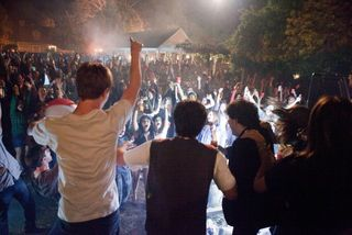Project x crowds