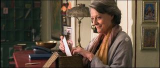Best exotic marigold hotel maggie smith