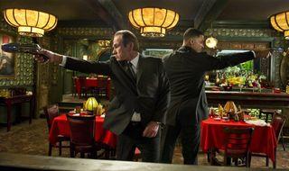 Men in black iii chinese restaurant jones smith