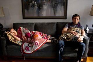 Seeking a friend couch