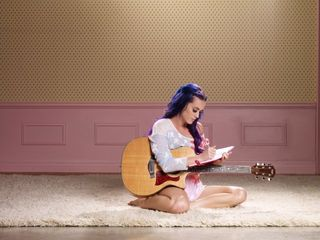 Katy perry part of me guitar