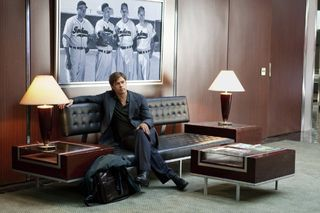Moneyball brad pitt office