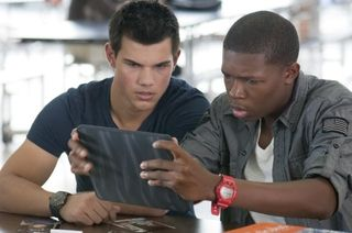 Abduction taylor lautner