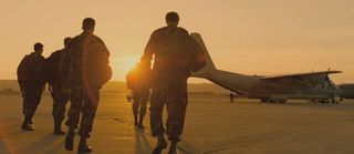 Act of valor sunset