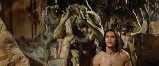 John carter taylor kitsch aliens