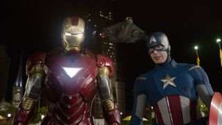 The avengers duo