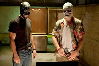 Savages aaron johnson taylor kitsch masks