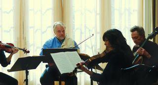 Late quartet philip seymour hoffman