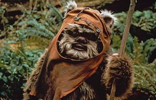 Star wars ewoks