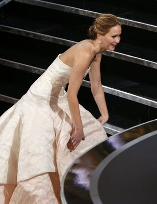 Jennifer lawrence oscars trip