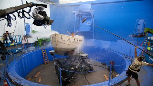 Life of Pi visual effects
