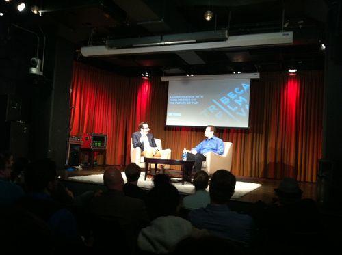 Tribeca film festival future of film live 1