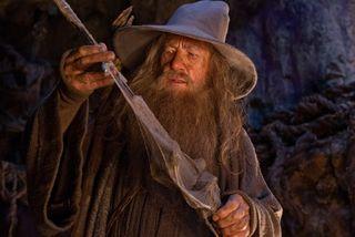 Hobbit ian mckellen
