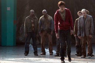 Nicholas hoult zombie warm bodies