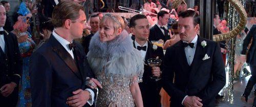 Great Gatsby Carey Mulligan DiCaprio