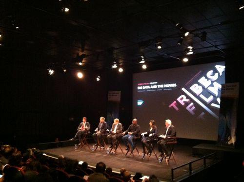 Tribeca Talks Big Data at the Movies