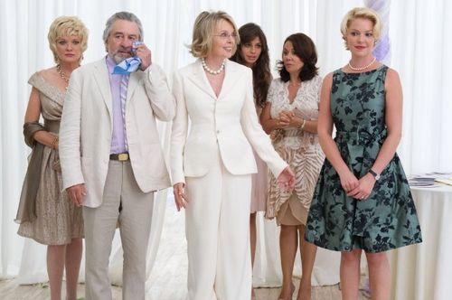 Big wedding big cast