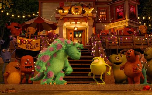 Monsters University JOX rule