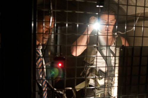 White house down jamie foxx channing tatum 2